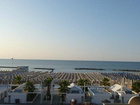Hotel San Marco: Vue de la chambre
