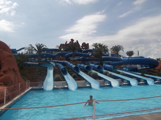 Lagoa, Portugal: Big Slides