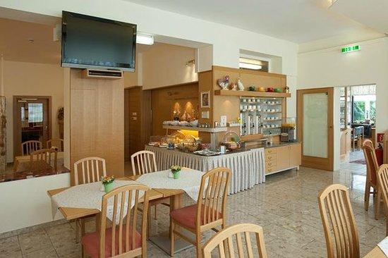 Hotel Kern Buam: Frühstücksbuffet