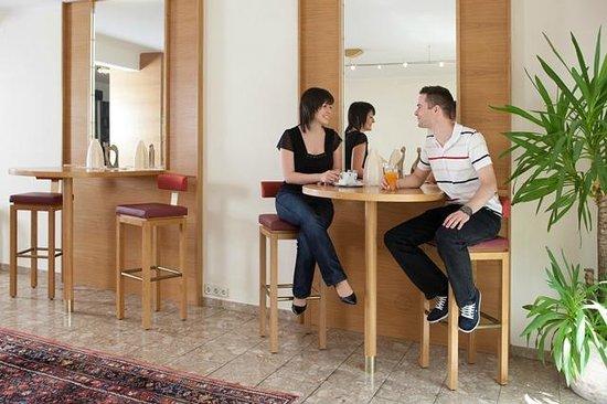Hotel Kern Buam: Lobby
