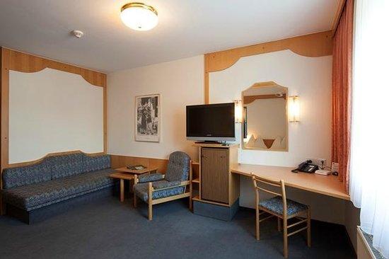 Hotel Kern Buam: Sitzecke