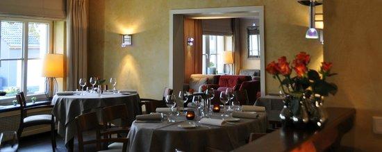 Manoir Kasselslay Hotel-Restaurant : La Salle du Restaurant