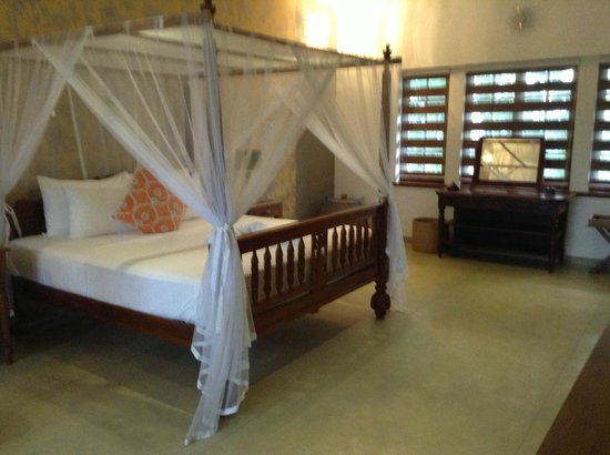 Elephant Stables: Beautifully appointed room