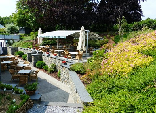 Manoir Kasselslay Hotel-Restaurant : La Terrasse
