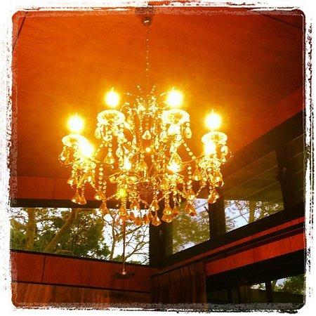 Spicers Sangoma Retreat: Take a bath under pretty lights