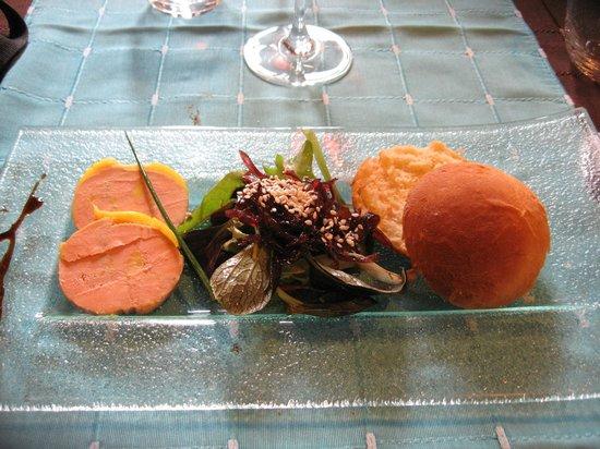 la petite brocante : foie gras
