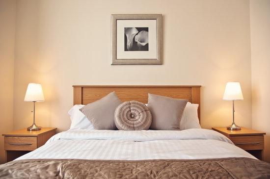 The Burlington Hotel: Superior Double Room