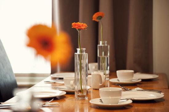The Burlington Hotel: Breakfast Room