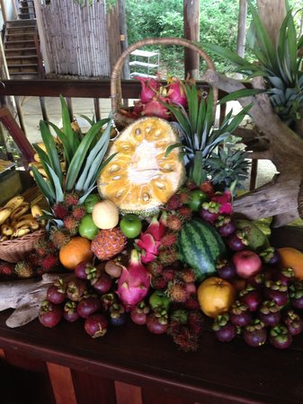 Six Senses Ninh Van Bay: Exotic Fruits !