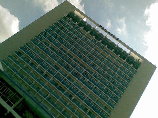 The Jamaica Pegasus Hotel: Hotel