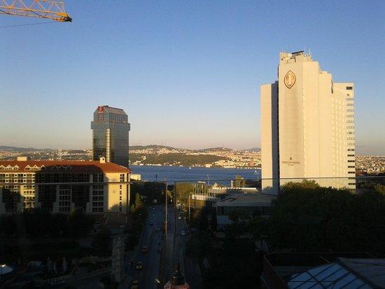Point Hotel Taksim: Boğaz Manzarası
