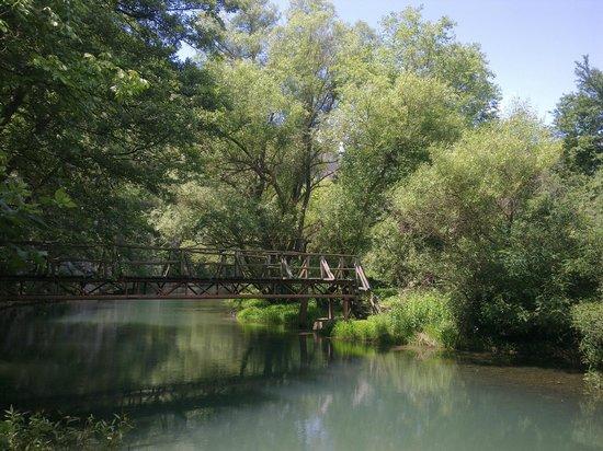 Lukovit, Geopark - Iskar-Panega