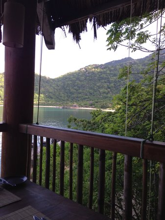 Six Senses Ninh Van Bay: NView from Main Restaurant