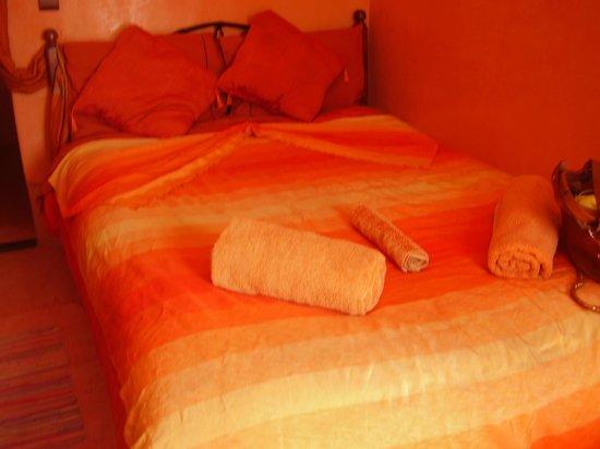 Riad Minorisa: chambre