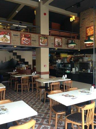 Cafe Esmer Chef