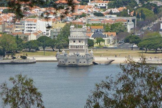 Quinta do Tagus Village: VIEWS OVER LISBON CITY