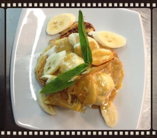 Wharfside Cafe : Pancake night!!