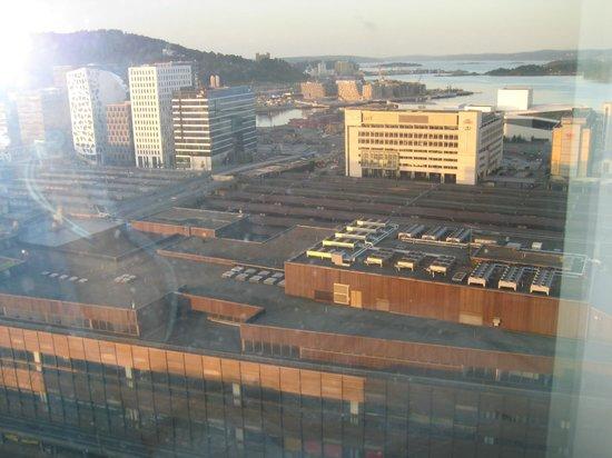 Radisson Blu Plaza Hotel, Oslo: view fro room