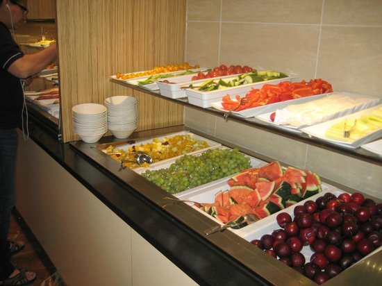 Radisson Blu Plaza Hotel, Oslo: dining