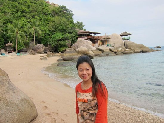 Charm Churee Villa: Jansom beach