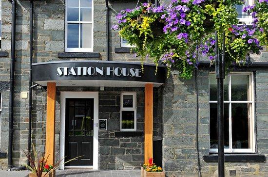 Station House: Entrance