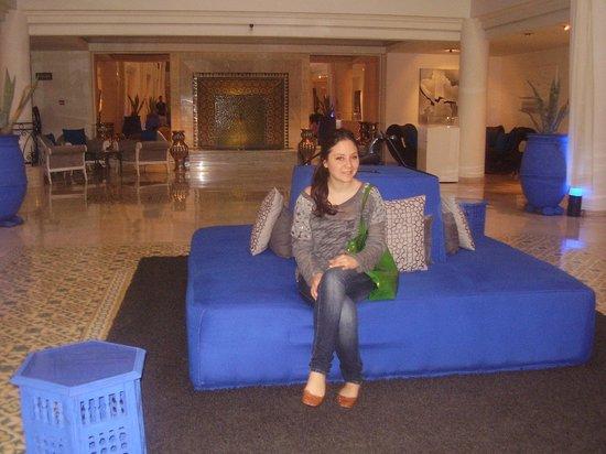 Sofitel Marrakech Palais Imperial: Hôtel