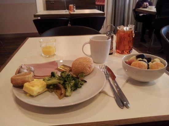 Ibis Kiev City Center: Ресторан