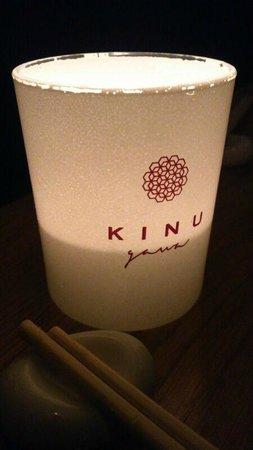 Kinugawa Vendôme : Déco design, sobre et élégante.