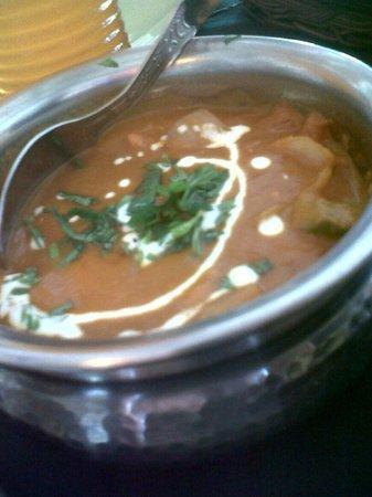 Rasoi Restaurant: Chicken tikka masala