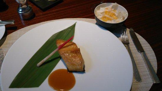 Dessert surprenant essayer absolument photo de la - Royal monceau la cuisine ...