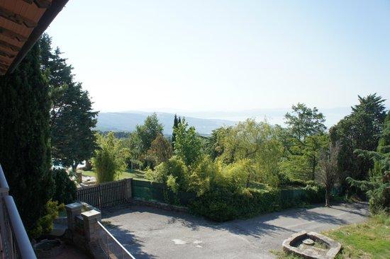 Villa Sensi : The view