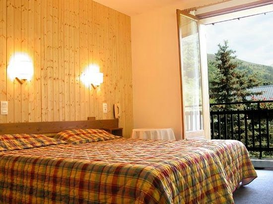 Hotel Relais du Galibier : Chambre
