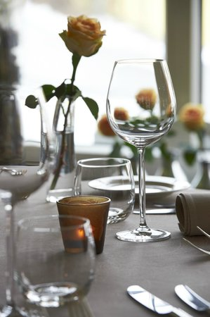 Manoir Kasselslay Hotel-Restaurant : Au Restaurant