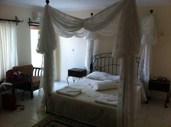 Hotel Cachet : stanza