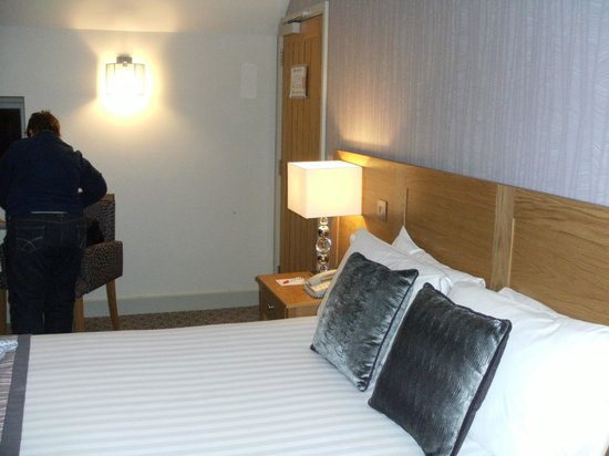 Quy Mill Hotel & Spa, Cambridge, BW Premier Collection: Room 404