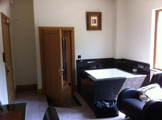 Saddleworth Hotel: jacuzzi