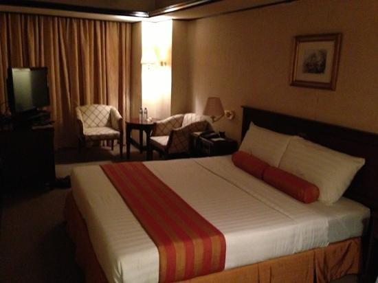 Networld Hotel Spa & Casino: ビジネスユーズには十二分。日本ch視聴可。