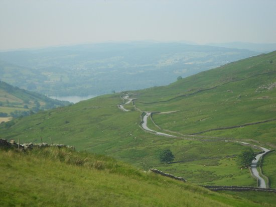 Kirkstone Pass Inn: After that drive you need a pint LOL