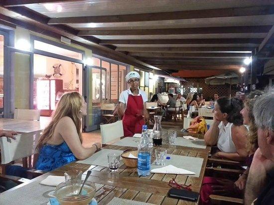 Bagno Vacanze: la cuoca marocchina
