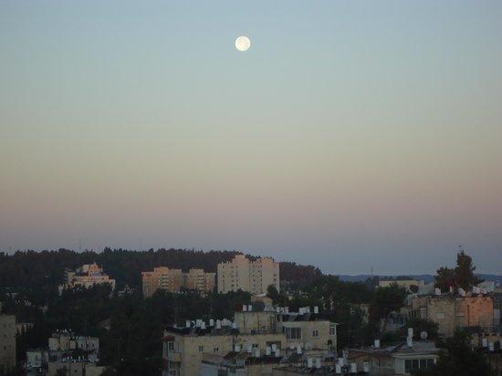 Jerusalem Gardens Hotel & Spa: vistas desde la décima planta