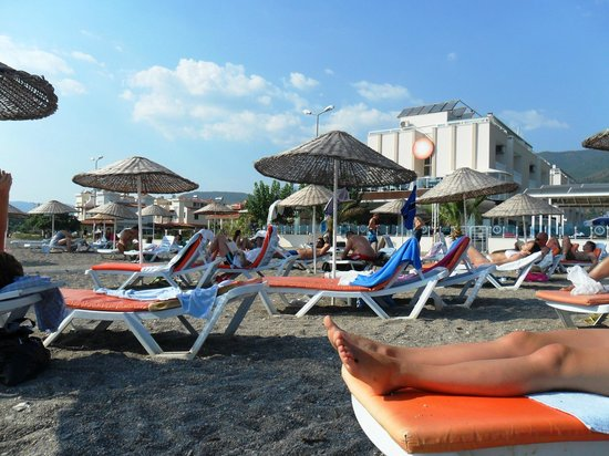 Dogan Beach Resort & Spa Hotel: вид на отель