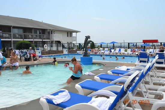 Red Jacket Beach Resort Spa Outdoor Pools