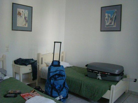 Petinaros Hotel: chambre 2