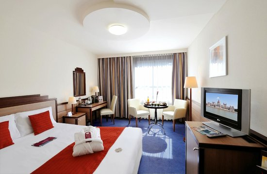 Mercure Budapest City Center: Privilege room
