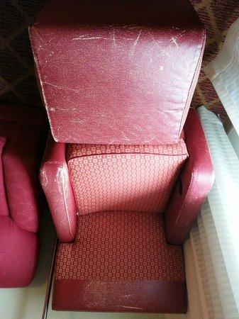Residence Inn Rocky Mount: Living Room Chair