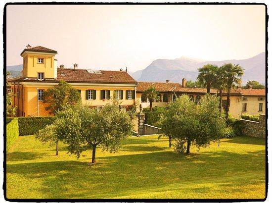Guesthouse Castello Di Brusata : liebe auf den ersten blick