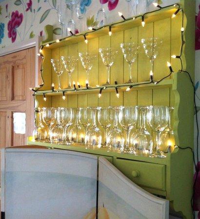 coasters: Wine Glasses