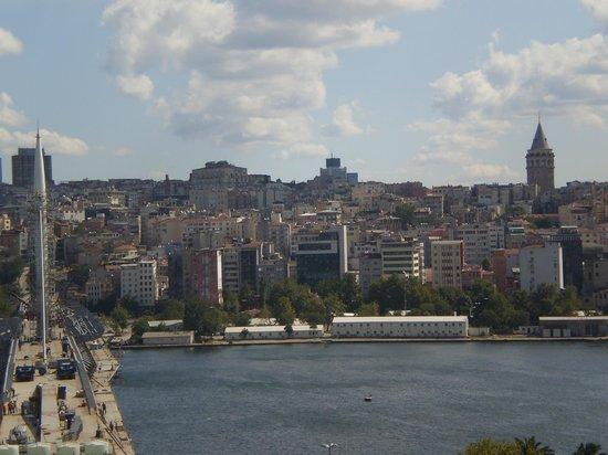 Hayriye Hanim Konagi Hotel: view