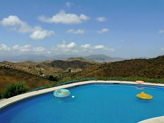 Las Nuevas Alora: pool