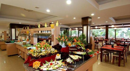 Maya Golf Hotel : open buffet